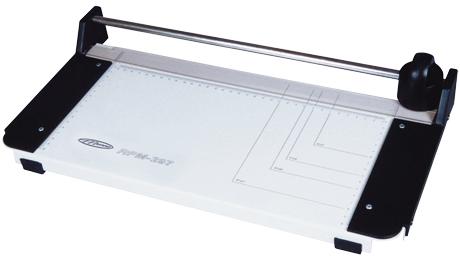 Refiladora de papel Menno rpm 297 - Cap. de Corte: 4 folhas de 75g sem mesa