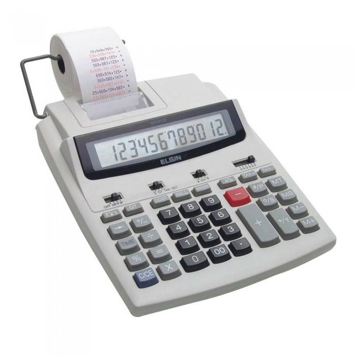 Calculadora ELGIN MR 6125