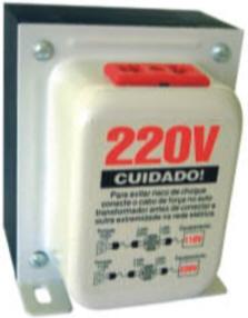 Transformador MULTICRAFT 4000 VA