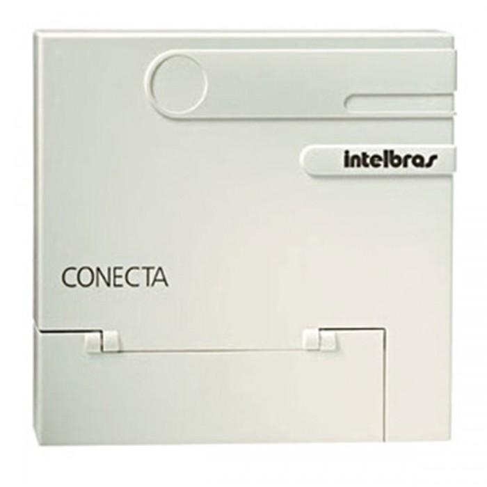 Pabx Intelbrás Conecta 208 Analogica ( 02 TR e 08 RM )