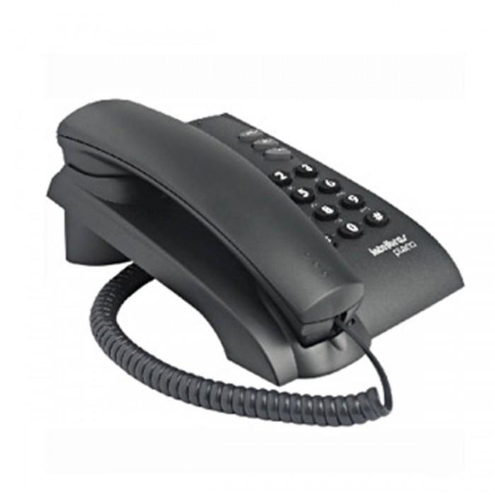 Telefone com fio Intelbras PLENO ( Com Chave )