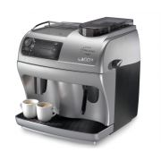 Cafeteira Autom�tica Gaggia Syncrony Logic com moedor em a�o inox, painel eletr�nico, bomba de press�o de 15 bar 220V