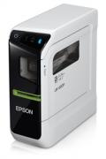 Rotuladora Epson LW-600P Fitas de 6 a 24mm, Conex�o USB ou Bluetooth, Interface IOS ou Android, Windows ou Macintosh, Impress�o em lote