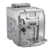 Máquina De Café Expresso T-Klar ME712 127v Prata Automática Com Moedor De Grãos e Painel Touch Screen