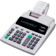 Calculadora Casio PRINTER FR-2650T-WE-BA-EDC  220v  12 dígitos com bobina 2.4