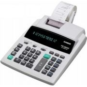 Calculadora Casio PRINTER FR-2650T-WE-BA-UEDC 110v 12 dígitos com bobina 2.4