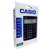 Calculadora de mesa Casio GX-14S-W-DC 14 D�gitos