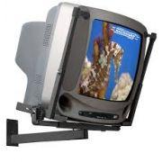 Suporte para TV CRT de 14´´ a 21´´ Multivisão P50 Preto