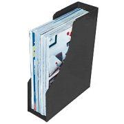 Porta Revistas 8 unidades Menno 2846 Preto