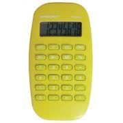 Calculadora de Bolso Procalc PC306  Citrus, 8 dígitos, LCD Dot Matix design moderno