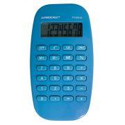 Calculadora de Bolso Procalc PC306  Azul, 8 dígitos, LCD Dot Matix design moderno