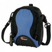 Bolsa Lowepro APEX10AW LP34977 / LP34978  AZUL - p/ câmera compacta