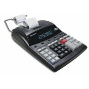 Calculadora de Impressão  Procalc PR4000 - Calc. Imp. 12 díg LED, cor preta,  2 cores. Impr. 4.1 l/s, bivolt automático, fita (PVF) SEMI-NOVA