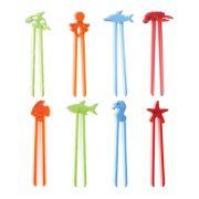 Sticks palitos Hashi infantil Marinho (uma unidade)