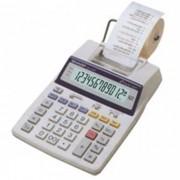 Calculadora de Mesa Sharp EL1750V 110V 12 dígitos grandes, Visor, Impressora, Calendário e Relógio