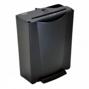 Fragmentadora de Papel Secreta 525SB - Corta 5 folhas em Tiras de 6mm, fenda 220mm, Nível de segurança 02, Lixeira 12L, 110V