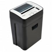 Fragmentadora de Papel Menno Secreta AF75 - Corta 6 folhas em Particulas de 3x9 mm, Alimentador autom�tico para 75 folhas, lixeira 23 litros, N�vel de Seguran�a 04, 127V