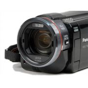 FILMADORA Panasonic - HDC-TM900PUK - Full HD, 3MOS, 3D compatible, 14.2MP, 12xOptical Zoom, 20x Zoom Inteligente,3.5� LCD Touch Screen, 32Gb Memory, EVF, Manual Ring - Escrit�rioTotal