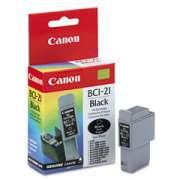 Cartucho de tinta Canon Elgin BCI-21 Bk BJC2000/BJC4000/S100/C530/C3000/C5000/CFXB380IF