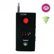 Detector a laser de câmeras e transmissores - WorldCam