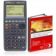 Calculadora gráfica ALGEBRA FX 2.0 PLUS c/ livro de engenharia