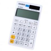 Calculadora de mesa Casio SL-300VC-WE - 8 dígitos, Calc. de hora, Branca