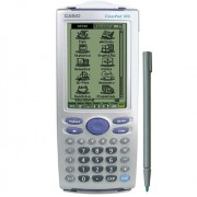 Calculadora Casio gráfica e financeira CLASSPAD300P - com tela sensível ao toque