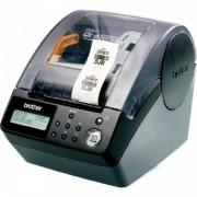 Impressora de Etiquetas Brother QL650 - Impressão 300 dpi, 56 etiquetas por minuto, 5 fontes internas