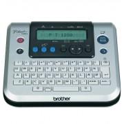 Rotulador Eletrônico Brother PT-1280 - Impressão 180 dpi, Velocidade de Impressão: 10mm/seg, Teclado Qwerty