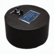 Cofre p/ Automóveis Safewell Car Safe 15R - Medidas Externas (AxCxP): 325(Φ)x150mm, Capacidade: 10L, código de 3 a 8 dígitos