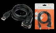 Conversor Comm5 1S-USB - Converte USB para 1 saída serial RS232