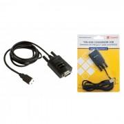 Conversor 1SG-USB Linha Econômica Converte USB para 1 saída serial RS232
