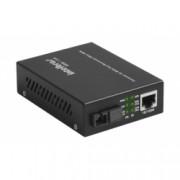 Conversor de Midia Intelbras Kfsd 1120 B Fast Mono 20km Wdm
