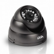 Câmera Giga Security IR Day Night Infra Dome 1/3 15 MT 3,6 MM GS2015S