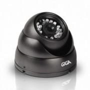 Câmera Giga Security IR Day Night Infra Dome 1/4 15 MT 3,6 MM GS1415SD