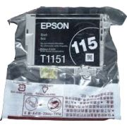 Cartucho Epson T1151 Preto Original Blister p Stylus Office T1110 T33 TX515FN