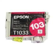 Cartucho de Tinta Magenta Durabrite Ultra Epson Original T103320-BR p/ Stylus Office T40W / T1110 / TX515FN / TX550W / TX600FW (Cod: )