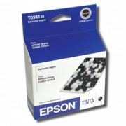 Cartucho de Tinta Preta Epson Original T1038120-AL p/ Stylus C43 UX / C43 SX / C45 (Cod: 6442)
