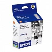 Cartucho de Tinta Preta Epson Original T046120-AL p/ Stylus C63 / C83/ CX6300 / C65/ C85/CX3500 / CX4500
