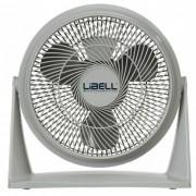 Ventilador Libell Silence Cinza - 30 cm, 3 velocidades, 127V