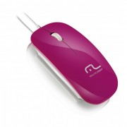 Mouse Slim Multilaser MO167