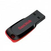 Pen Drive Cruzer Blade 4GB SanDisk