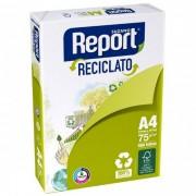 Papel Sulfite Report Reciclado A4 Pacote 500 folhas