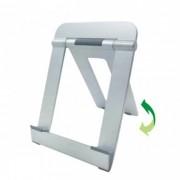 Suporte para Tablet Brasforma PAD-V2 - Retrátil, Aderência de silicone que ajuda na proteção do seu Tablet