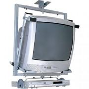 Suporte Teto TV/DVD 14´ é 21´ - SBR2.1 Prata - Brasforma