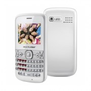 Celular Multilaser Way P3179 - Branco TV,3 chips,FM,MP3,MP4