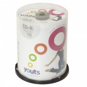 CD-R Youts - Cake com 100 discos