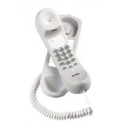 Telefone com fio T-Klar TK-Slim Gôndola Padrão Marfim, ajuste de campaínha