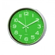 Relógio de Parede Prestige Collection 25 x 25 X 4,1 cm Rojemac 9834 Verde