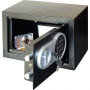 Cofre Eletrônico Safewell 20 ET - Medidas Externas (AxCxP): 200x200x310mm